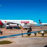 TAM é uma das maiores companhias aéreas do Brasil