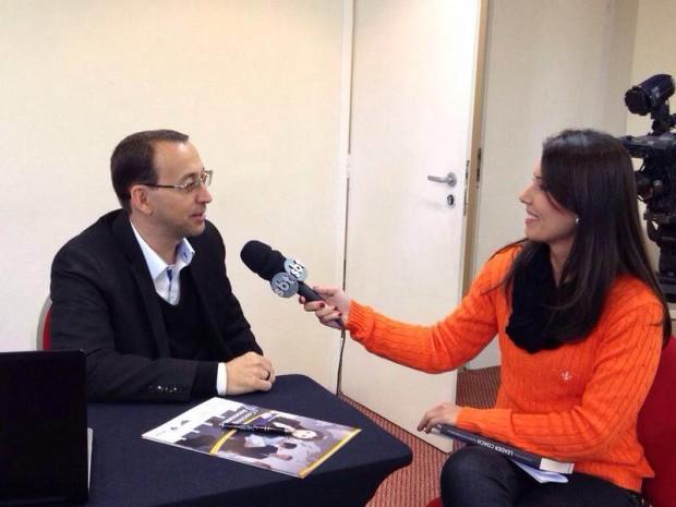 Confira a entrevista que concedi ao Jornal da Manhã do SBT