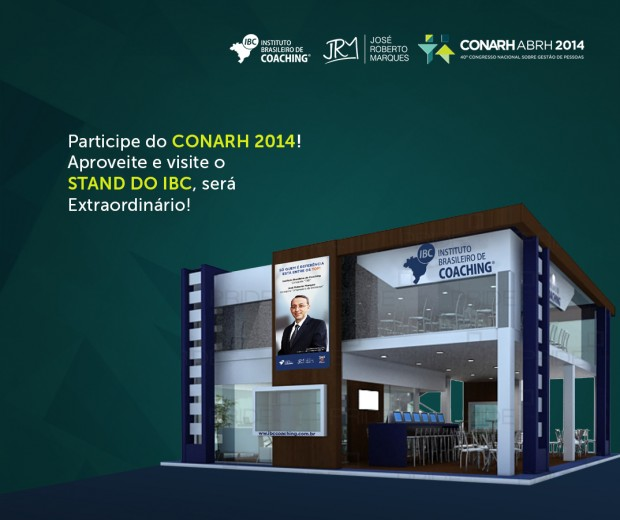 MA-RA-VI-LHO-SO! Eu e o IBC estaremos no CONARH 2014!