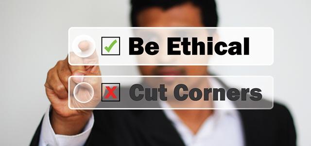 O que é ética empresarial e profissional?