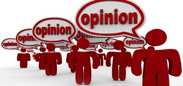pessoas compartilhando sua opinião
