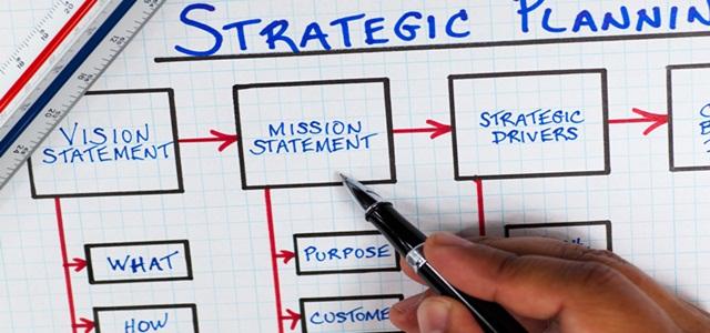 diagrama de estratégias
