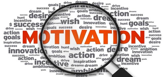palavra motivação vista por uma lupa