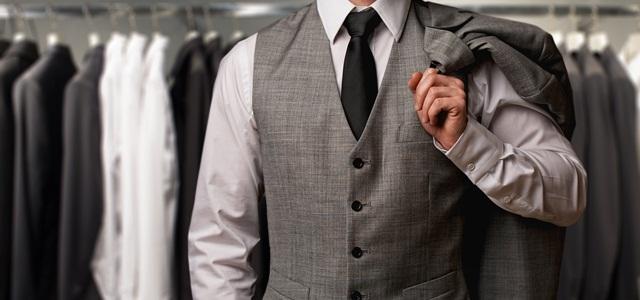 homem de roupa social