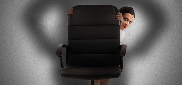 trabalhador com medo de gestor