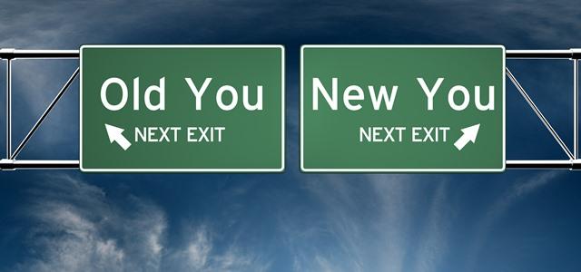 caminhos separados entre vida antiga e nova