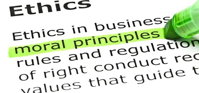 definição de ética