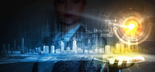Empreendedora, analisando dados e ousando prever o futuro do seu negócio