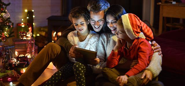 Deixe a Magia do Natal Invadir Sua Casa!