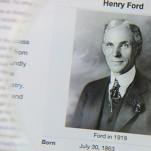 Henry Ford - exemplo de pessoa visionária