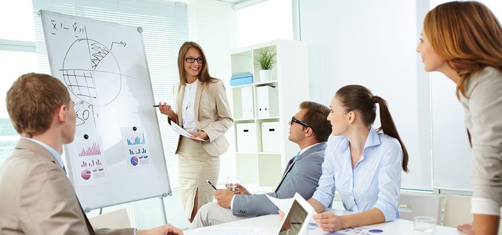 Reunião para definição de gerenciamento de escopo