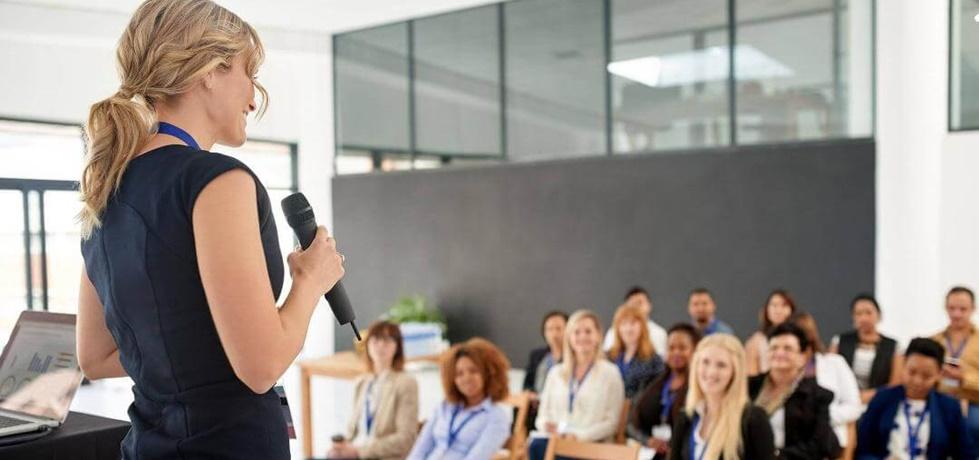 A Importância Das Palestras Motivacionais Jrm Coaching