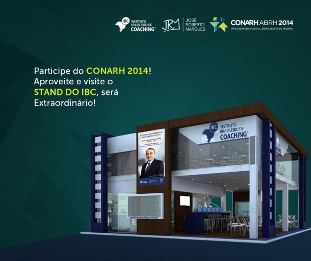 MA-RA-VI-LHO-SO! Eu e o IBC estaremos no CONARH 2014!